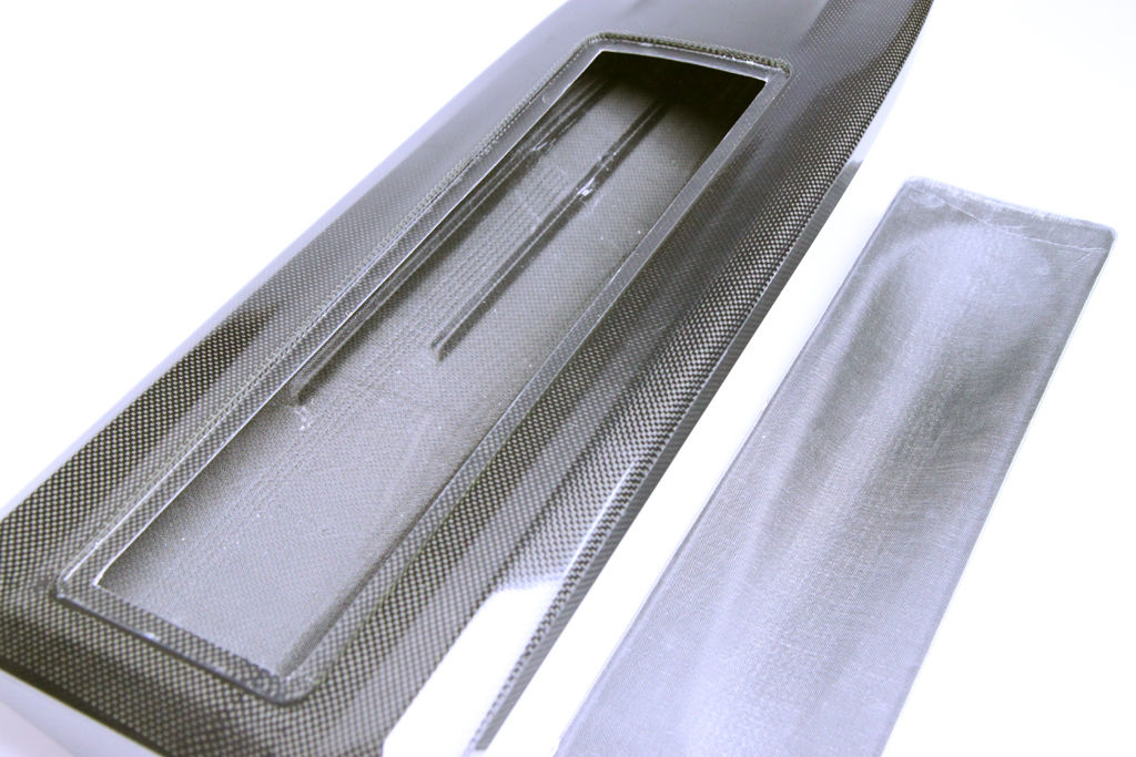 "850mm (33 1/2"") Carbon Fibre Mono Deep V Hull"