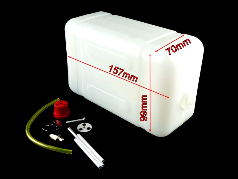 1000cc Fuel Tank for Gasoline Use