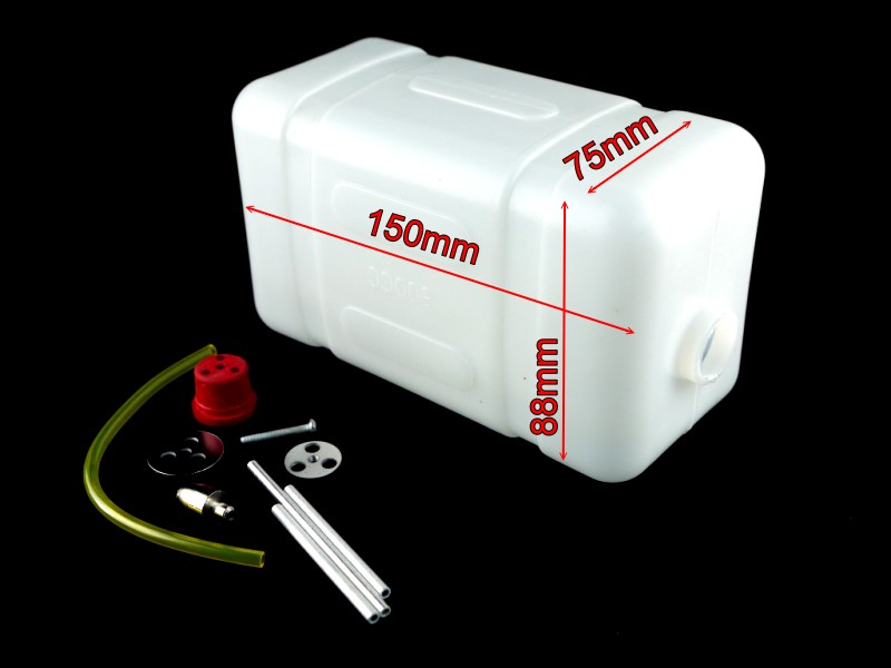 800cc Fuel Tank for Gasoline Use