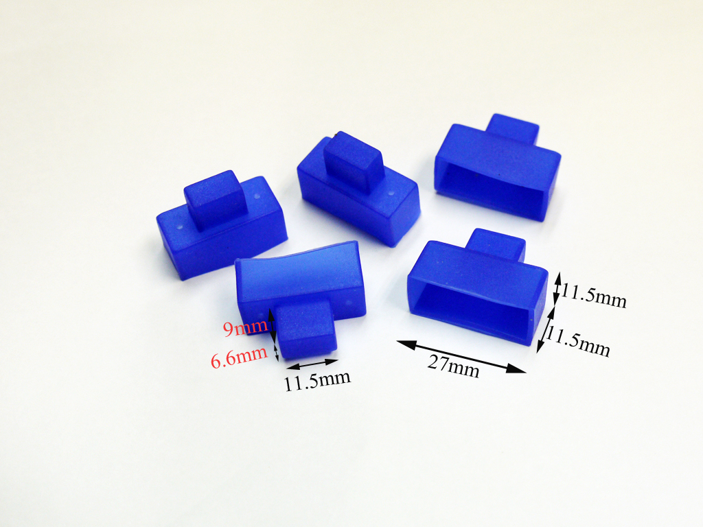 Waterproof Silicone Cap for On / Off Switch x 5 unit