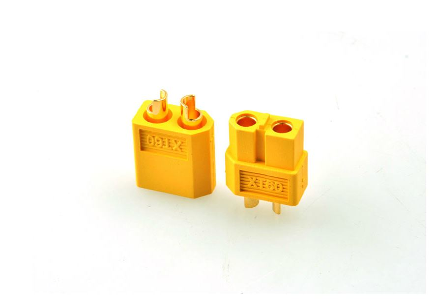XT-60 Male / Female Bullet Connectors Adapter x 5 Pair