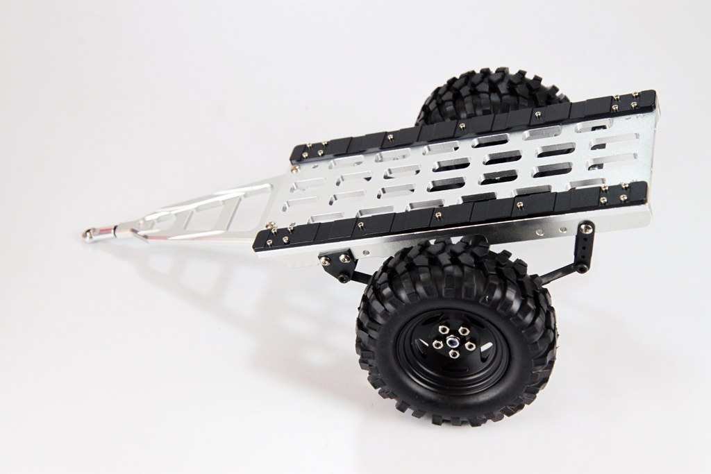 1:10 Scale Aluminum Trailer for RC Crawler DY1080136