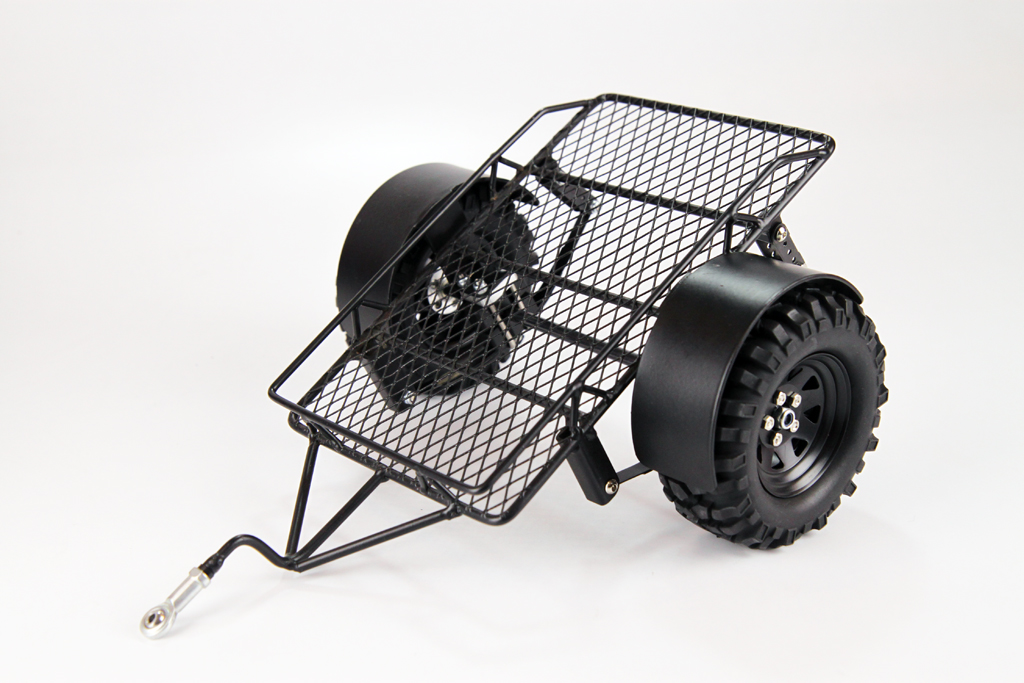 1:10 Scale Metal Trailer for RC Crawler DY1080134
