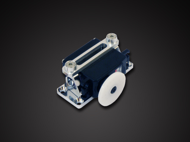 Easy Released Aluminum Servo Mount for Mini Size Servo